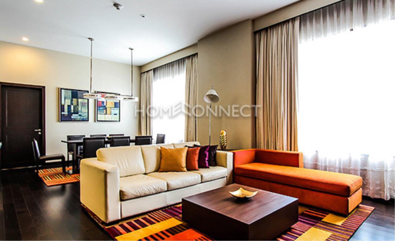 Home Connect Thailand Agency's Marriott Executive Apartments Sukhumvit Park 2