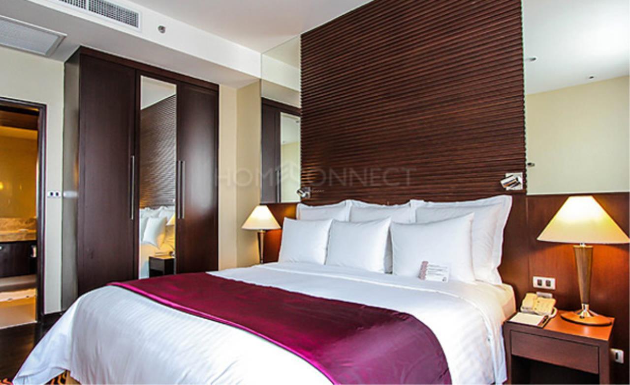 Home Connect Thailand Agency's Marriott Executive Apartments Sukhumvit Park 5