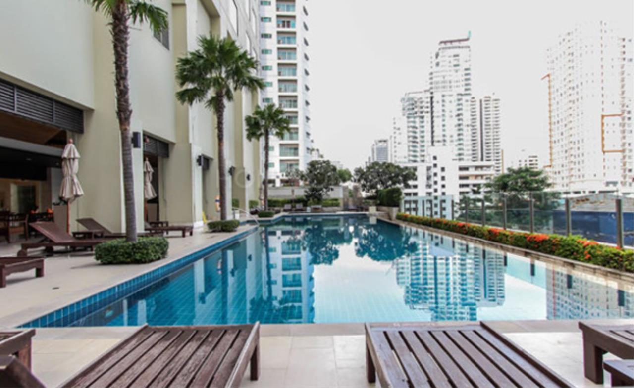 Home Connect Thailand Agency's Marriott Executive Apartments Sukhumvit Park 5