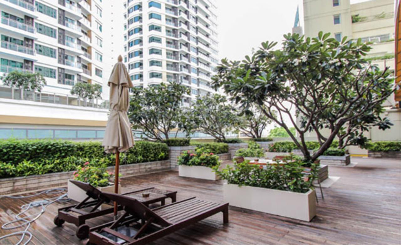 Home Connect Thailand Agency's Marriott Executive Apartments Sukhumvit Park 9
