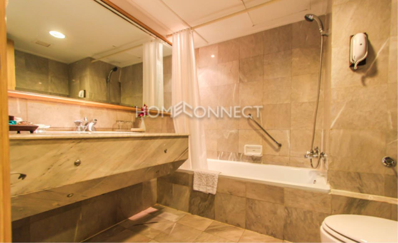 Home Connect Thailand Agency's Queen's Park Tower Condominium for Rent 2