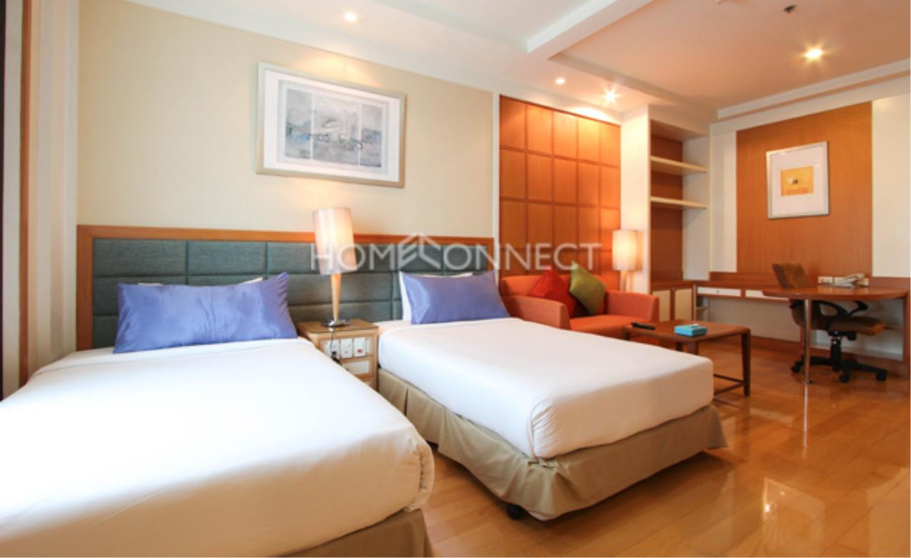 Home Connect Thailand Agency's Jasmine Executive Suites Apartment for Rent 10
