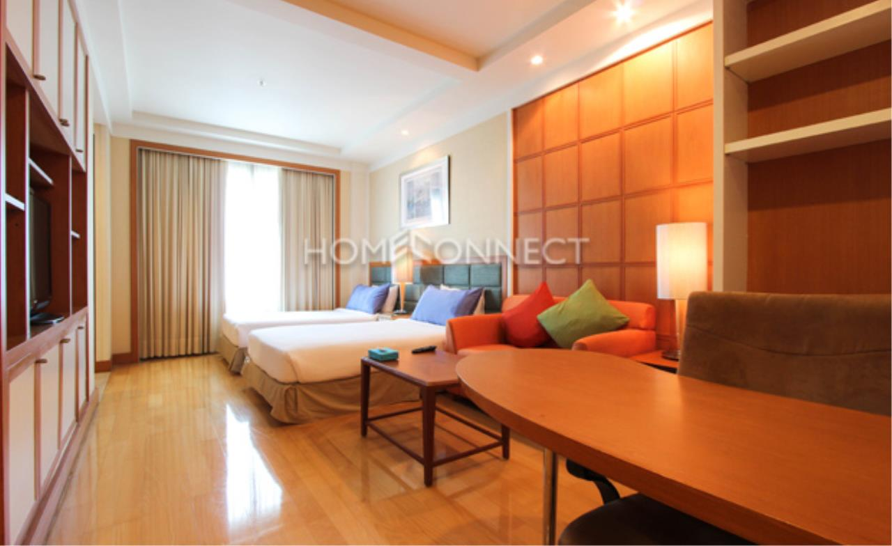 Home Connect Thailand Agency's Jasmine Executive Suites Apartment for Rent 9