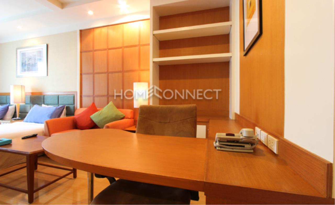 Home Connect Thailand Agency's Jasmine Executive Suites Apartment for Rent 12