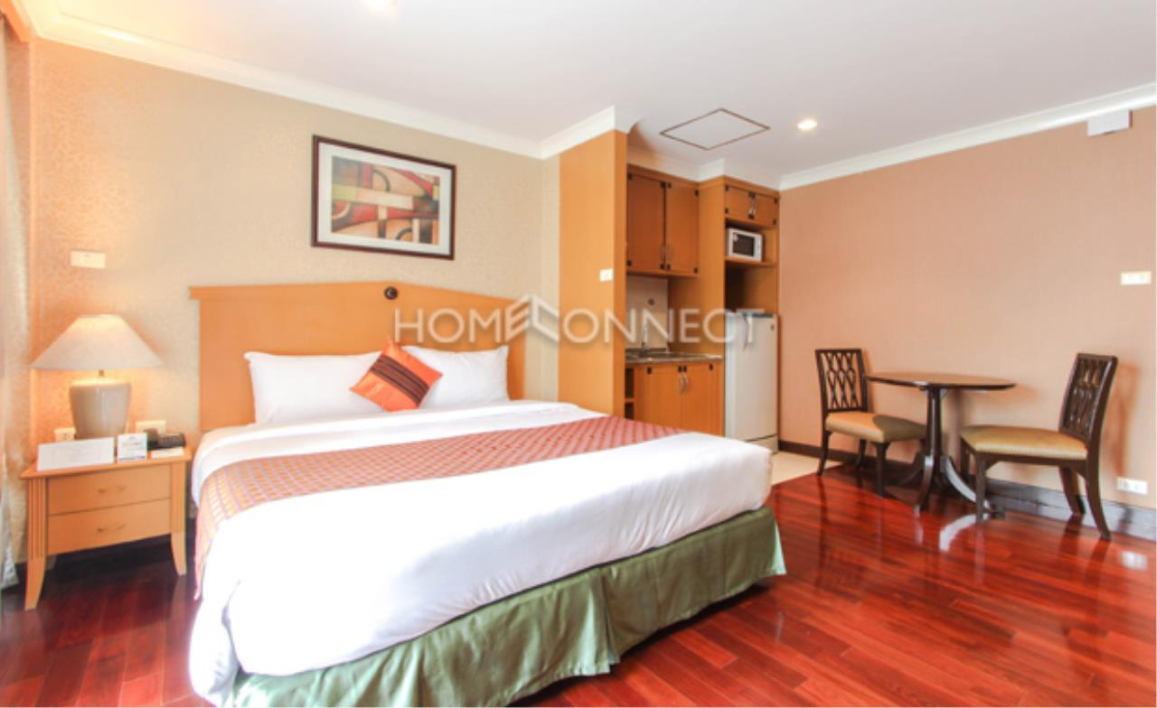 Home Connect Thailand Agency's Admiral Suites Apartment for Rent 4