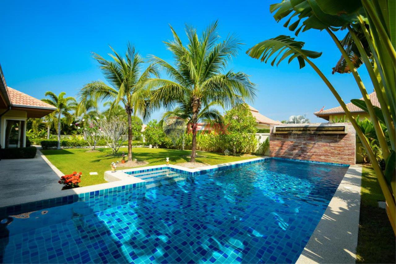 RE/MAX Harmony Agency's Hua Hin Pool Villa for sale 1