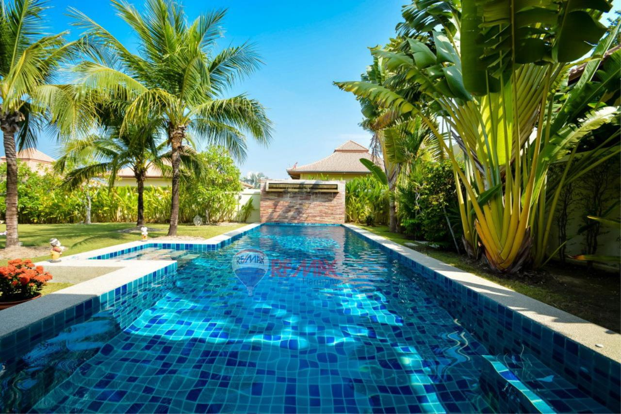 RE/MAX Harmony Agency's Hua Hin Pool Villa for sale 5