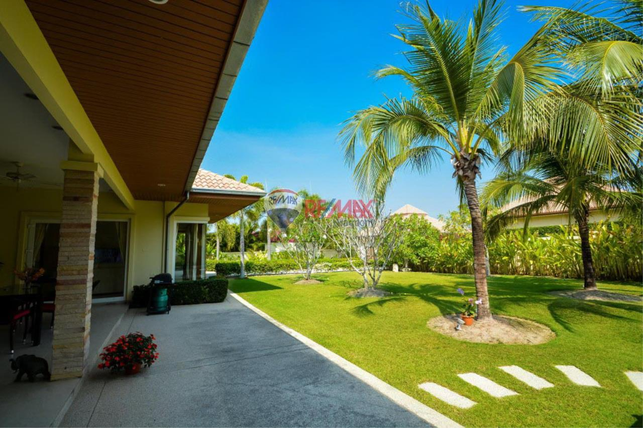 RE/MAX Harmony Agency's Hua Hin Pool Villa for sale 6