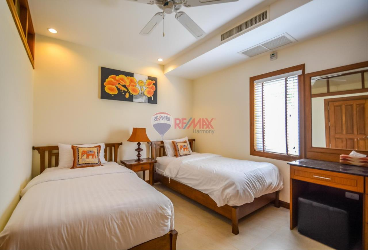 RE/MAX Harmony Agency's Hua Hin Pool Villa for sale 15