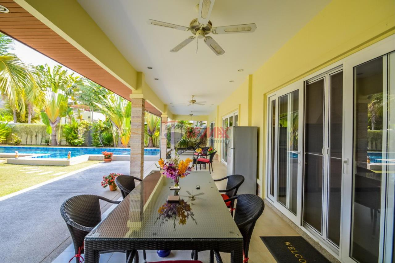 RE/MAX Harmony Agency's Hua Hin Pool Villa for sale 22