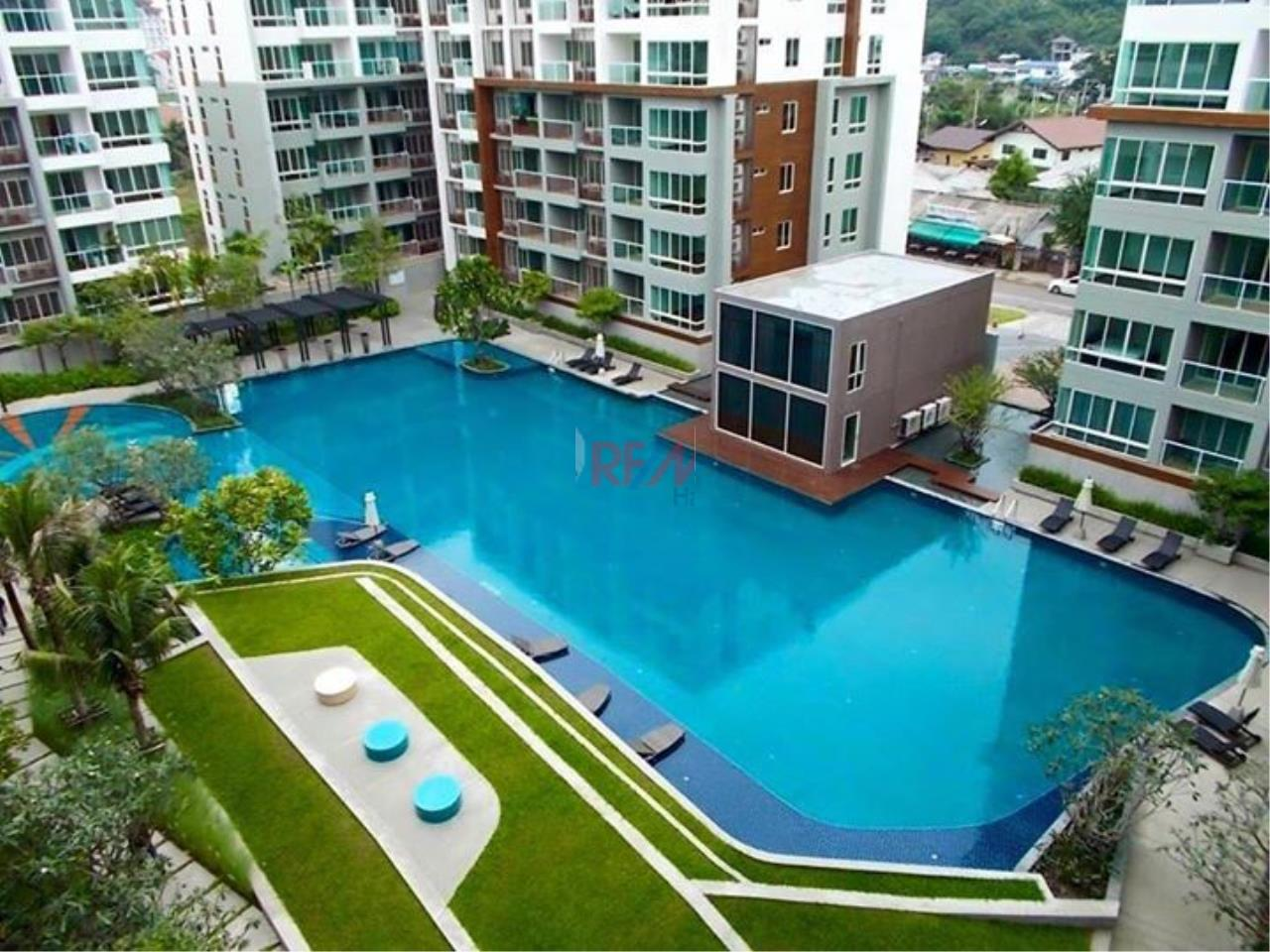 RE/MAX Harmony Agency's Seacraze Condo With Pool View For Sale  1