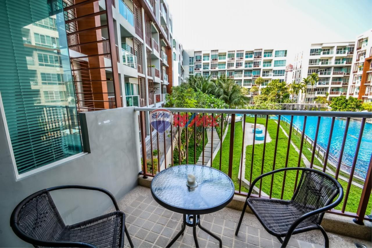 RE/MAX Harmony Agency's Seacraze Condo With Pool View For Sale  2