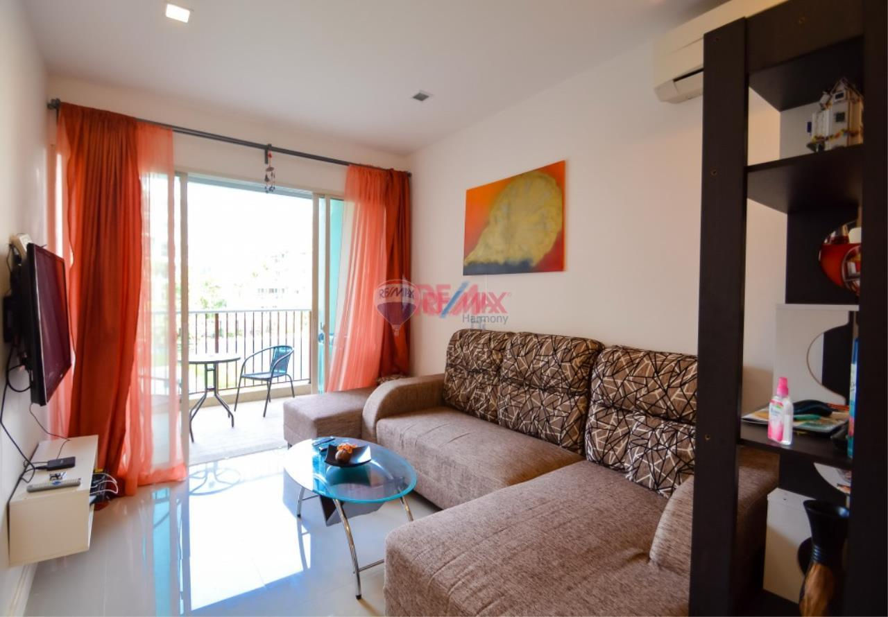 RE/MAX Harmony Agency's Seacraze Condo With Pool View For Sale  4