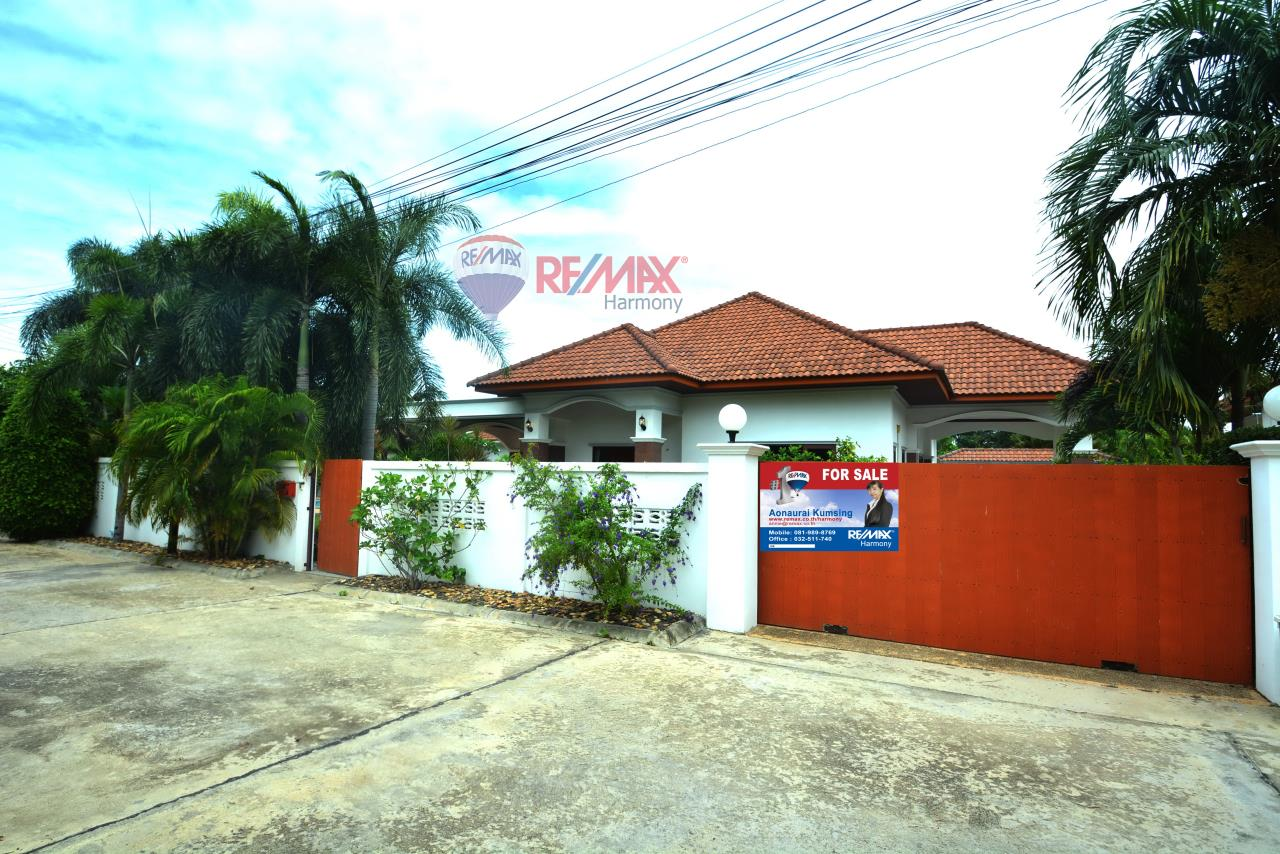 RE/MAX Harmony Agency's Hua Hin Pool Villa for sale 22