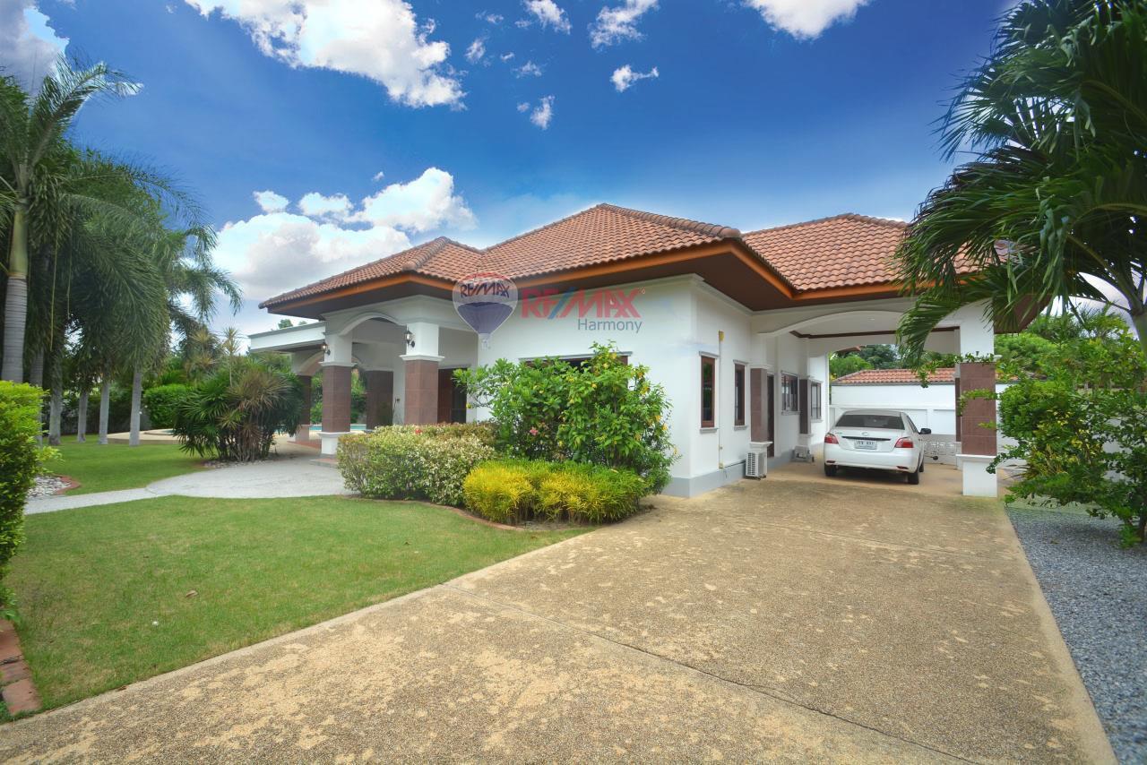 RE/MAX Harmony Agency's Hua Hin Pool Villa for sale 3