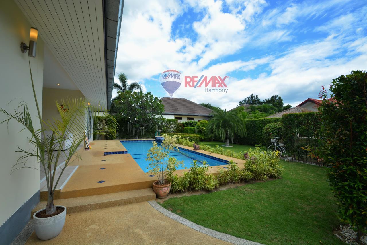 RE/MAX Harmony Agency's Hua Hin Pool Villa  13