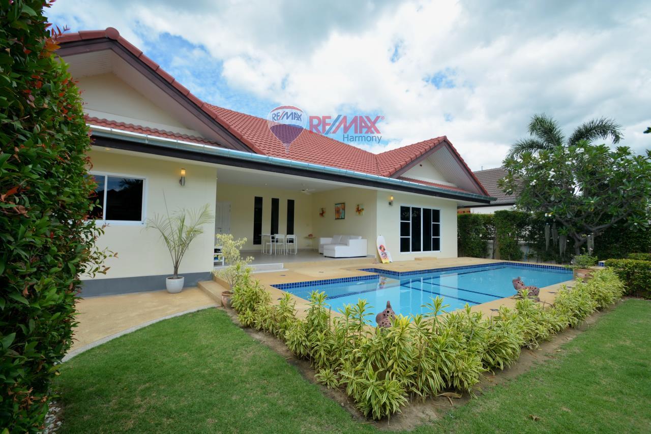 RE/MAX Harmony Agency's Hua Hin Pool Villa  1