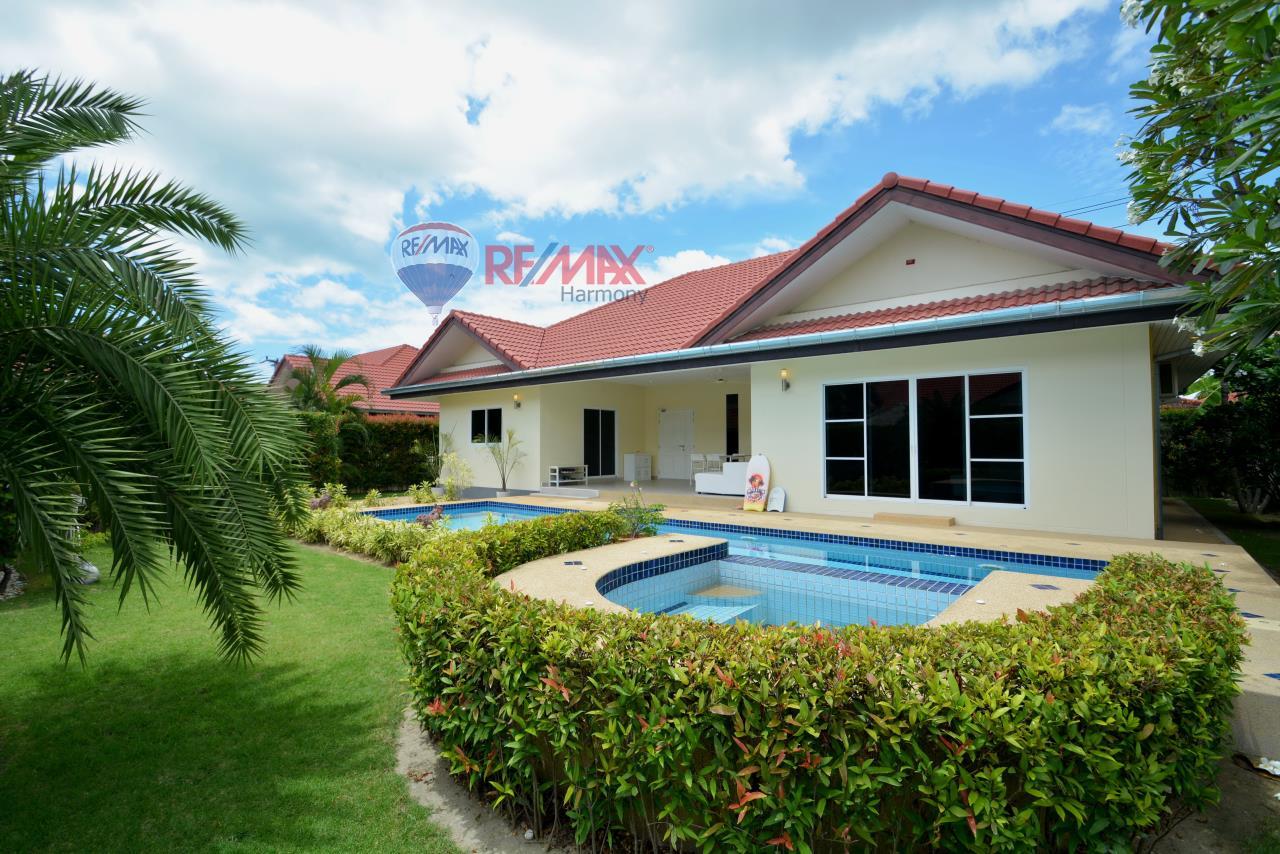 RE/MAX Harmony Agency's Hua Hin Pool Villa  3