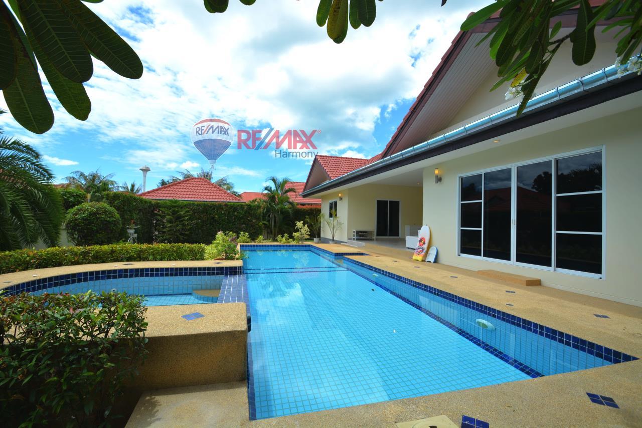 RE/MAX Harmony Agency's Hua Hin Pool Villa  2