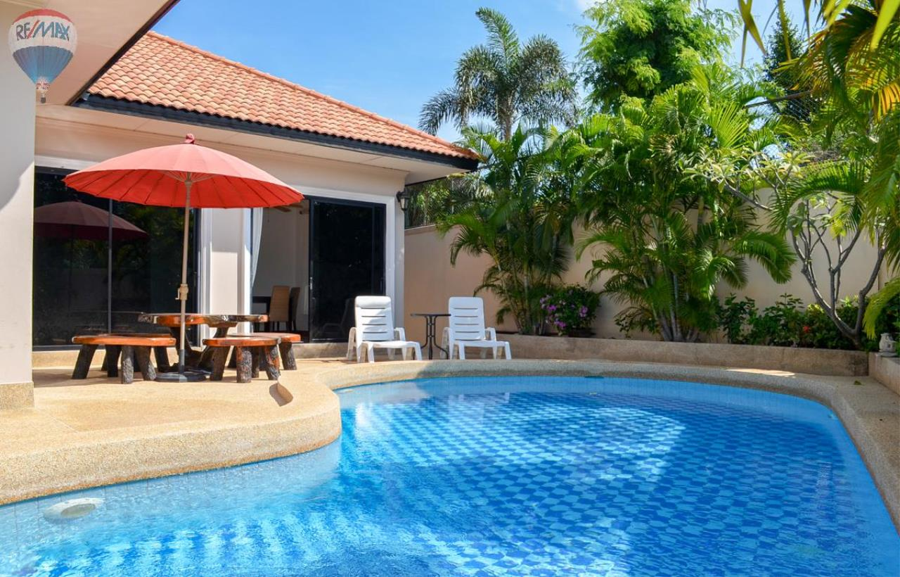 RE/MAX Harmony Agency's Tropical Pool Villa South Hua Hin. FOR RENT  1