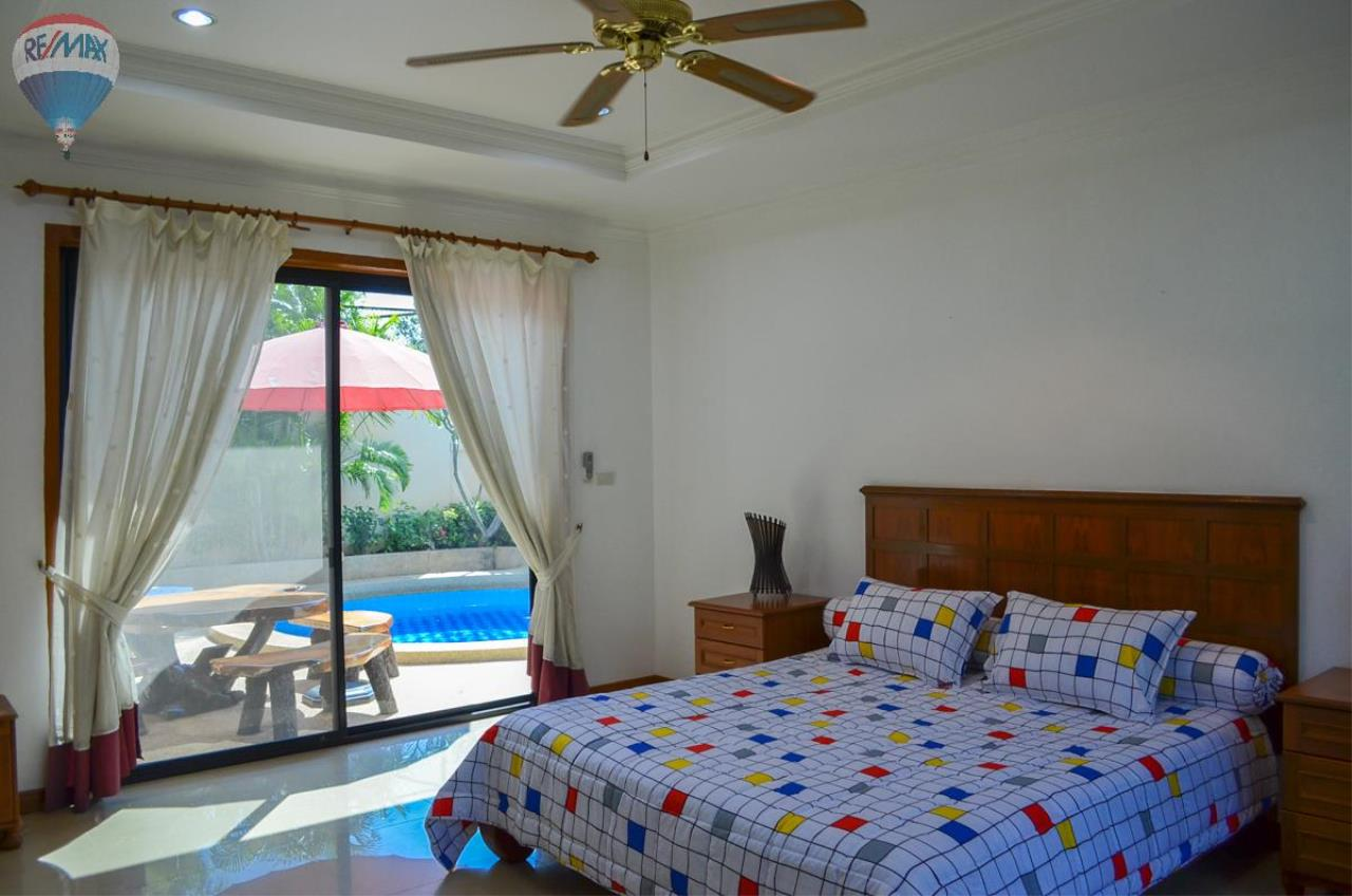 RE/MAX Harmony Agency's Tropical Pool Villa South Hua Hin. FOR RENT  11