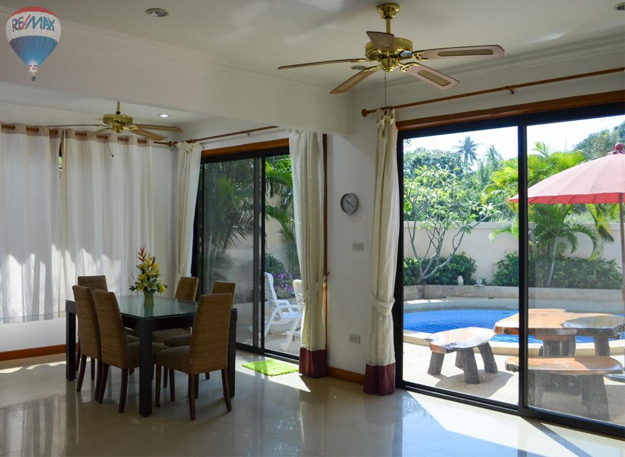 RE/MAX Harmony Agency's Tropical Pool Villa South Hua Hin. FOR RENT  6
