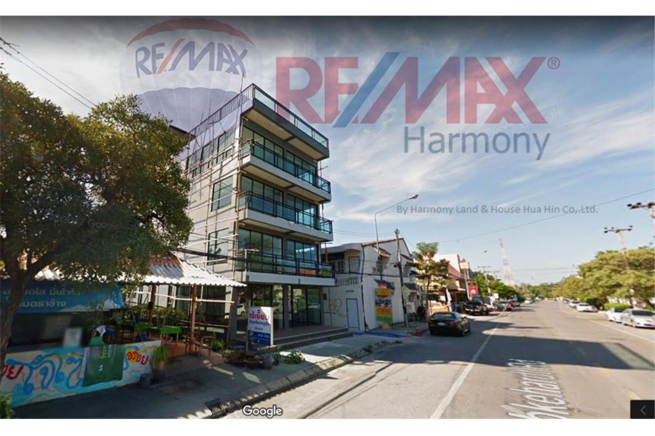 RE/MAX Harmony Agency's Commercial 4 Story # Sea View  Naeb Kae Haad 36