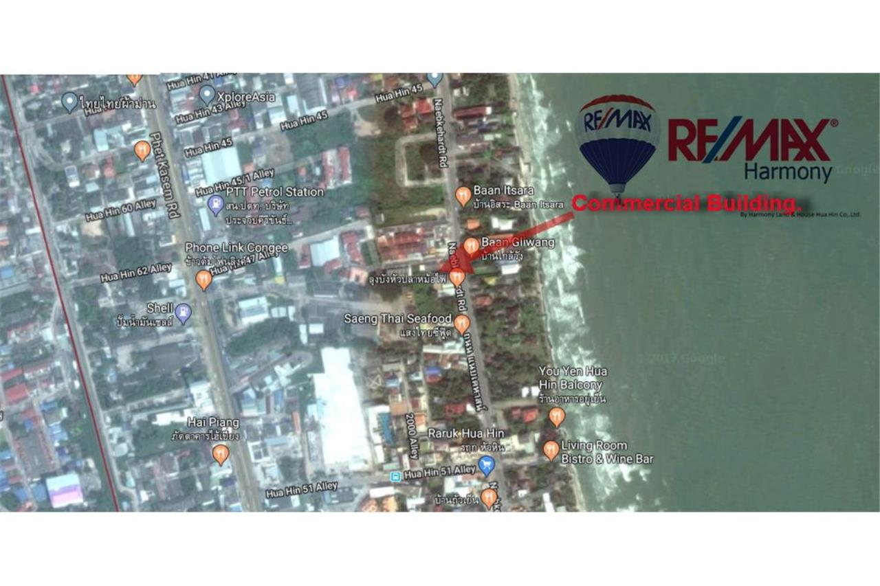 RE/MAX Harmony Agency's Commercial 4 Story # Sea View  Naeb Kae Haad 38