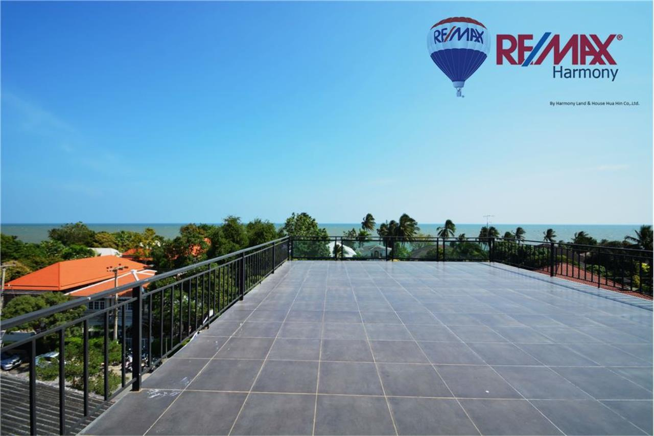 RE/MAX Harmony Agency's Commercial 4 Story # Sea View  Naeb Kae Haad 31
