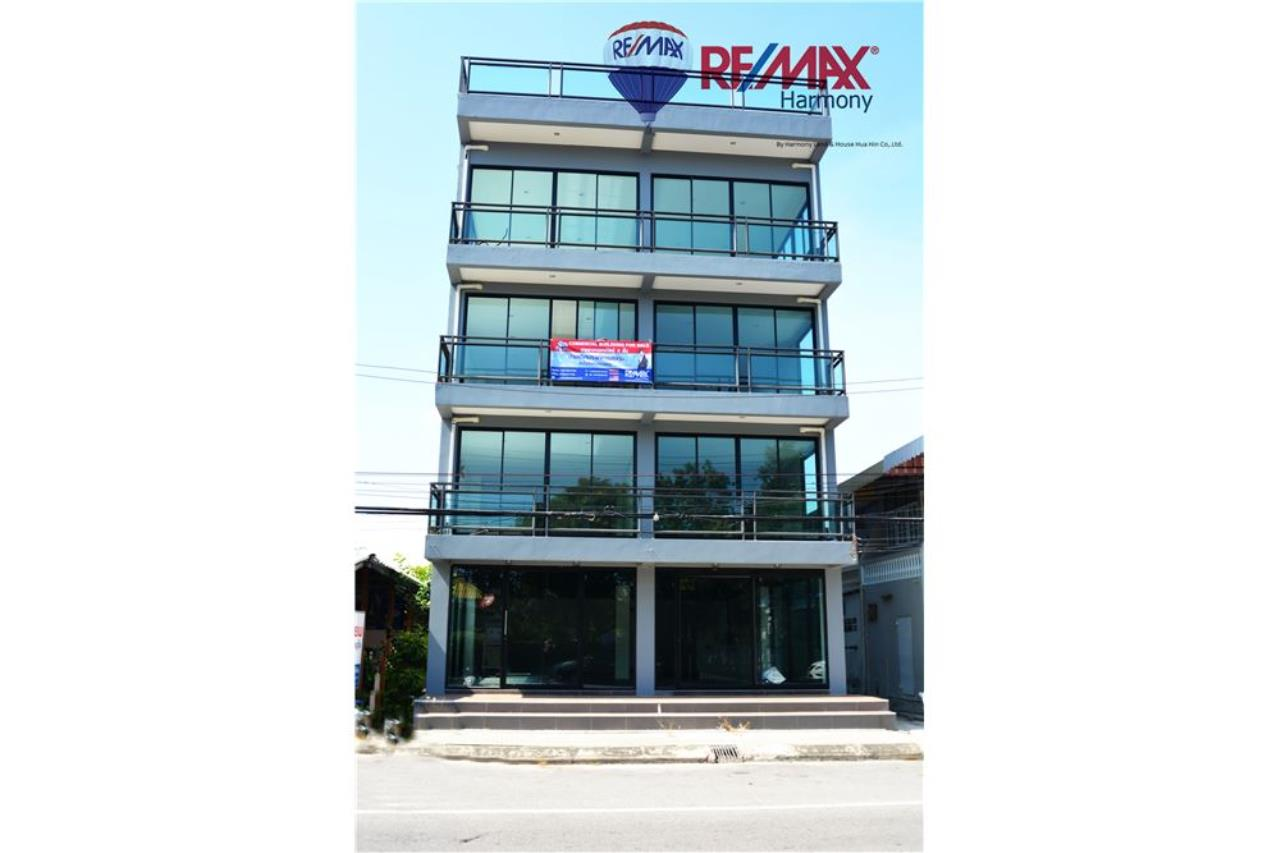 RE/MAX Harmony Agency's Commercial 4 Story # Sea View  Naeb Kae Haad 1