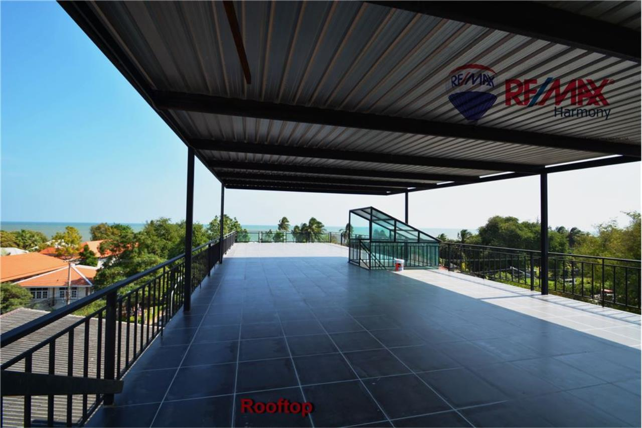 RE/MAX Harmony Agency's Commercial 4 Story # Sea View  Naeb Kae Haad 30