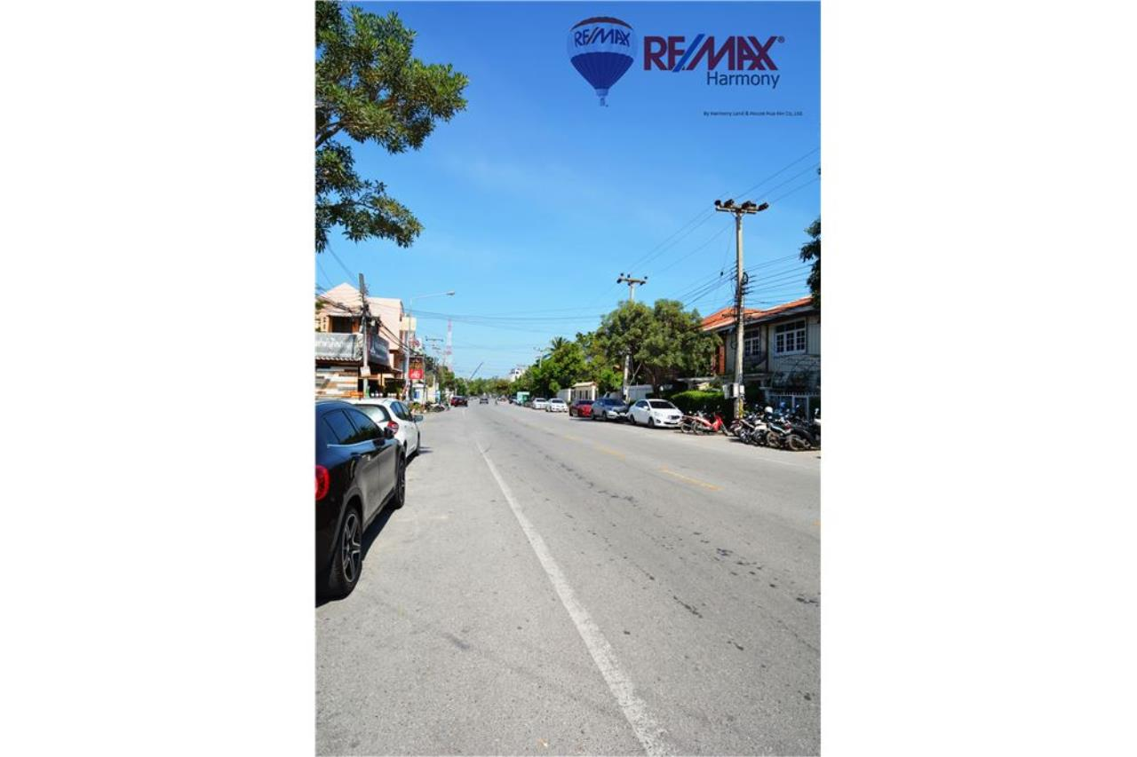 RE/MAX Harmony Agency's Commercial 4 Story # Sea View  Naeb Kae Haad 35