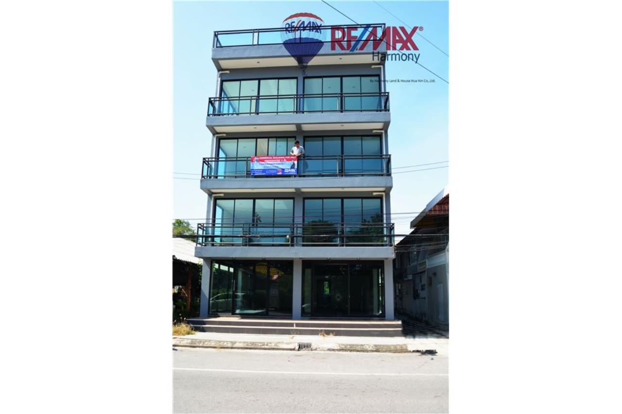 RE/MAX Harmony Agency's Commercial 4 Story # Sea View  Naeb Kae Haad 37