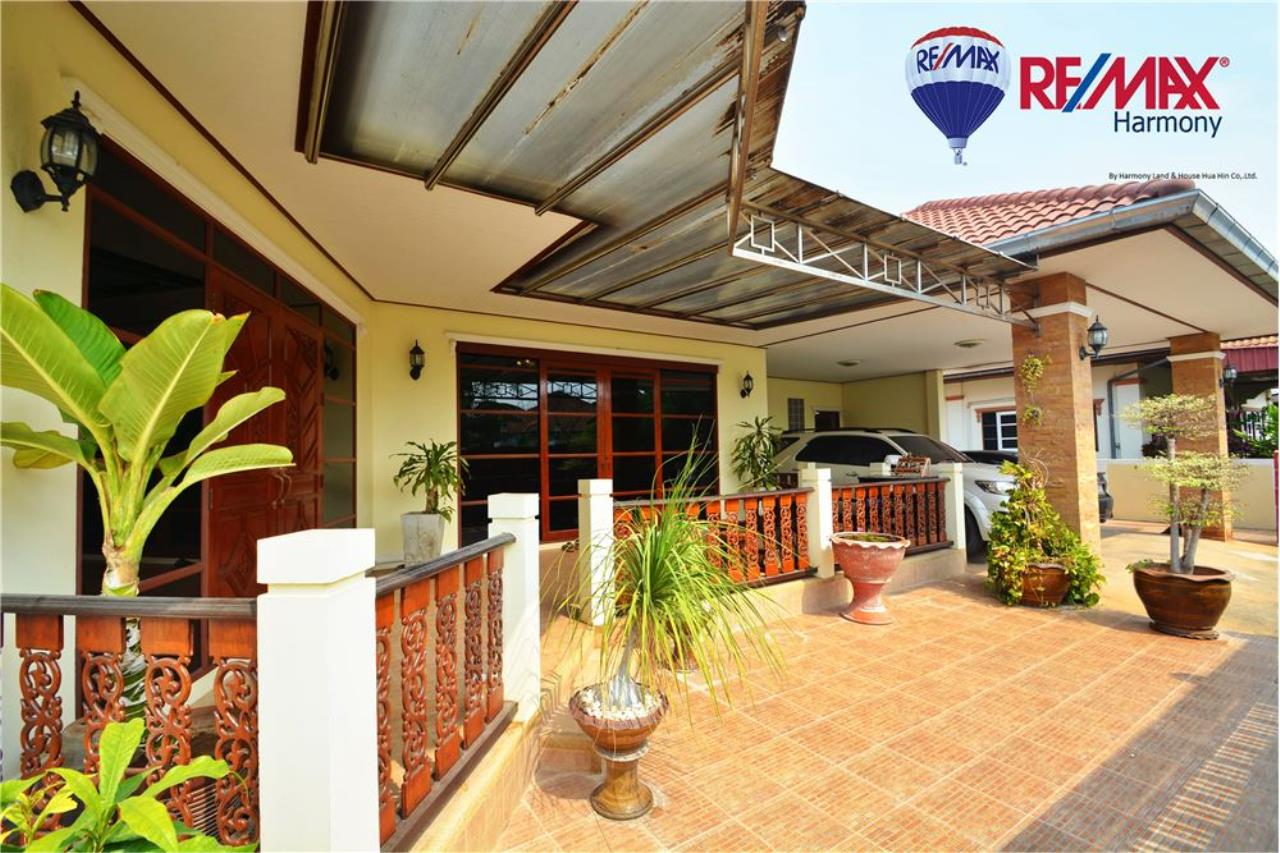 RE/MAX Harmony Agency's 4 bedrooms House Hua Hin Town 19