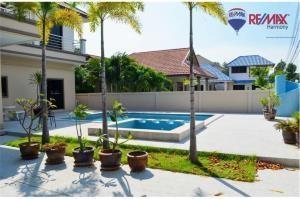 RE/MAX Harmony Agency's Large Pool Villa Hua Hin-Cha-Am 4 bedroms 3