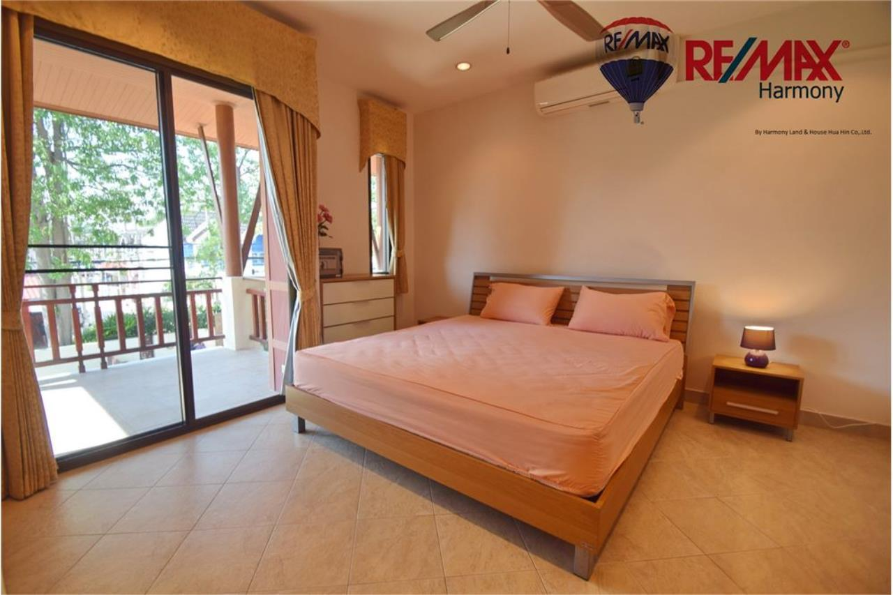 RE/MAX Harmony Agency's Unique Thai-style townhouse 200 m to the Cha Am Beach 12