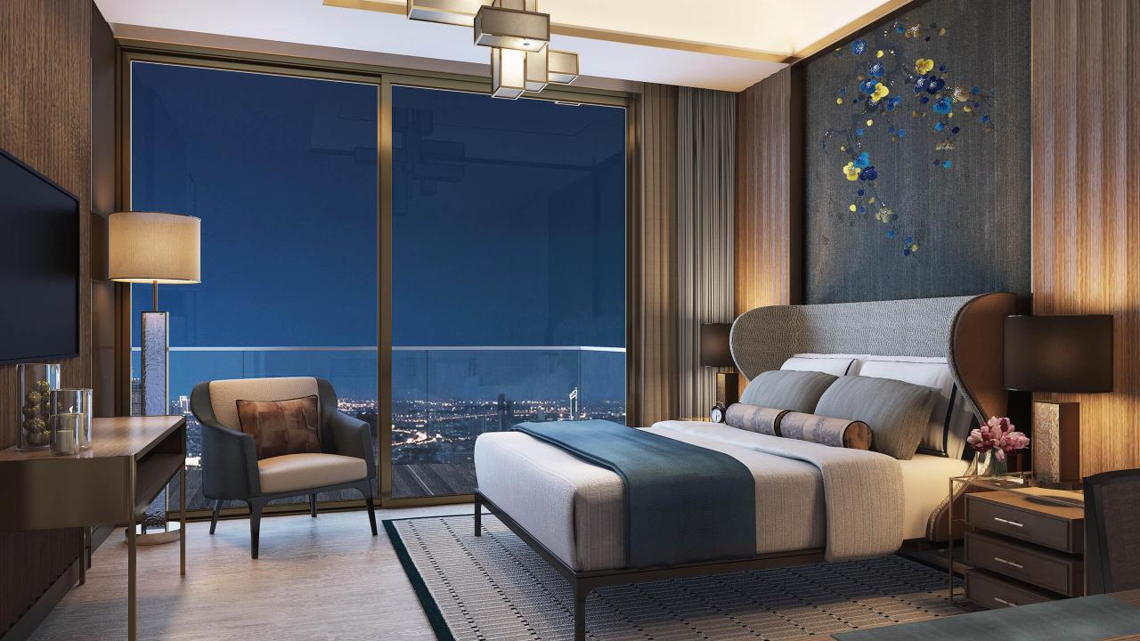 W To Property Co.,Ltd. Agency's For Sale - The Residences at Mandarin Oriental Bangkok / 2-bedrooms / 128 sqm / Floor 30+ (C016740) 9