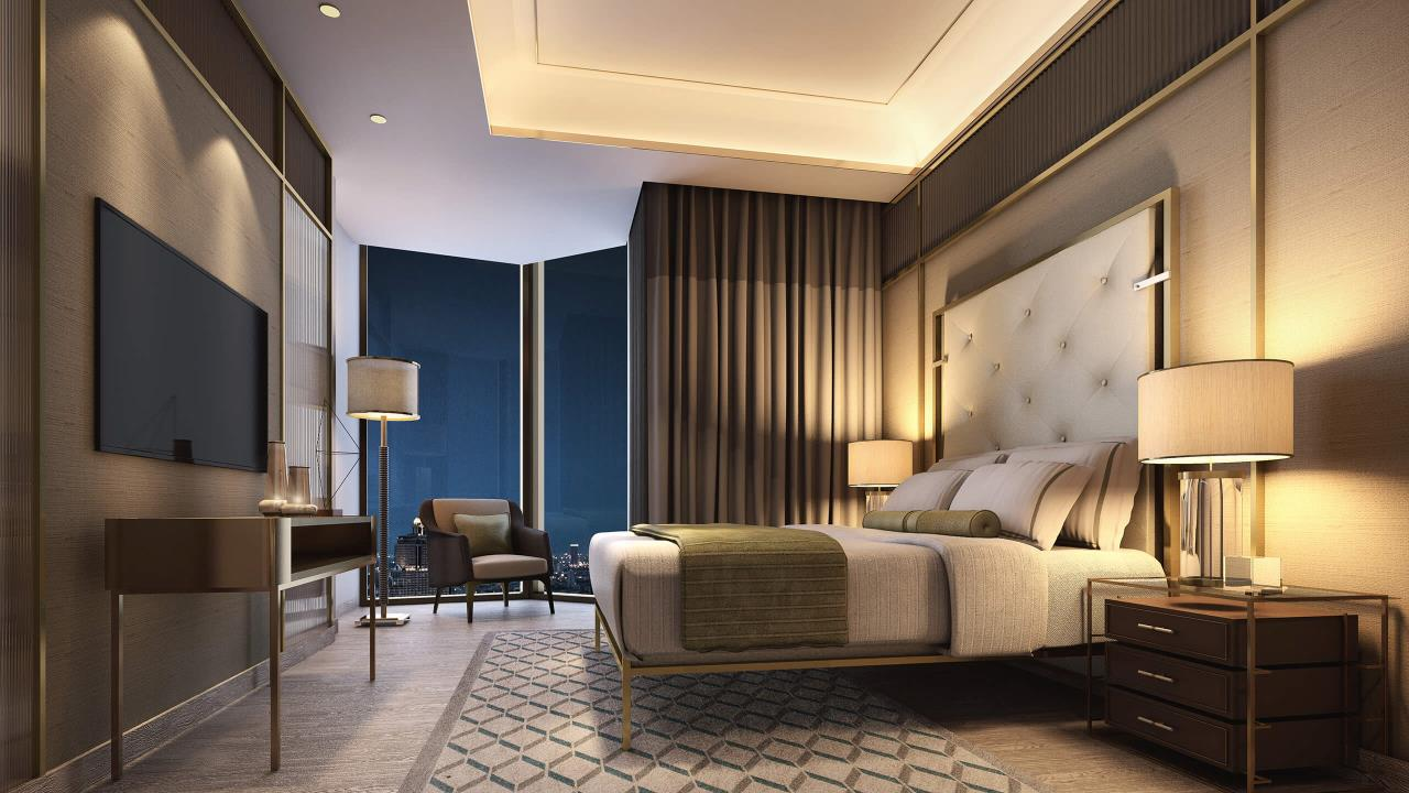 W To Property Co.,Ltd. Agency's For Sale - The Residences at Mandarin Oriental Bangkok / 2-bedrooms / 128 sqm / Floor 30+ (C016740) 2