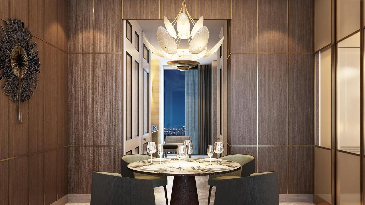 W To Property Co.,Ltd. Agency's For Sale - The Residences at Mandarin Oriental Bangkok / 2-bedrooms / 128 sqm / Floor 30+ (C016740) 6