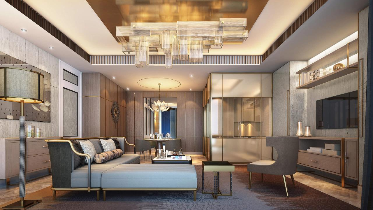 W To Property Co.,Ltd. Agency's For Sale - The Residences at Mandarin Oriental Bangkok / 2-bedrooms / 128 sqm / Floor 30+ (C016740) 7