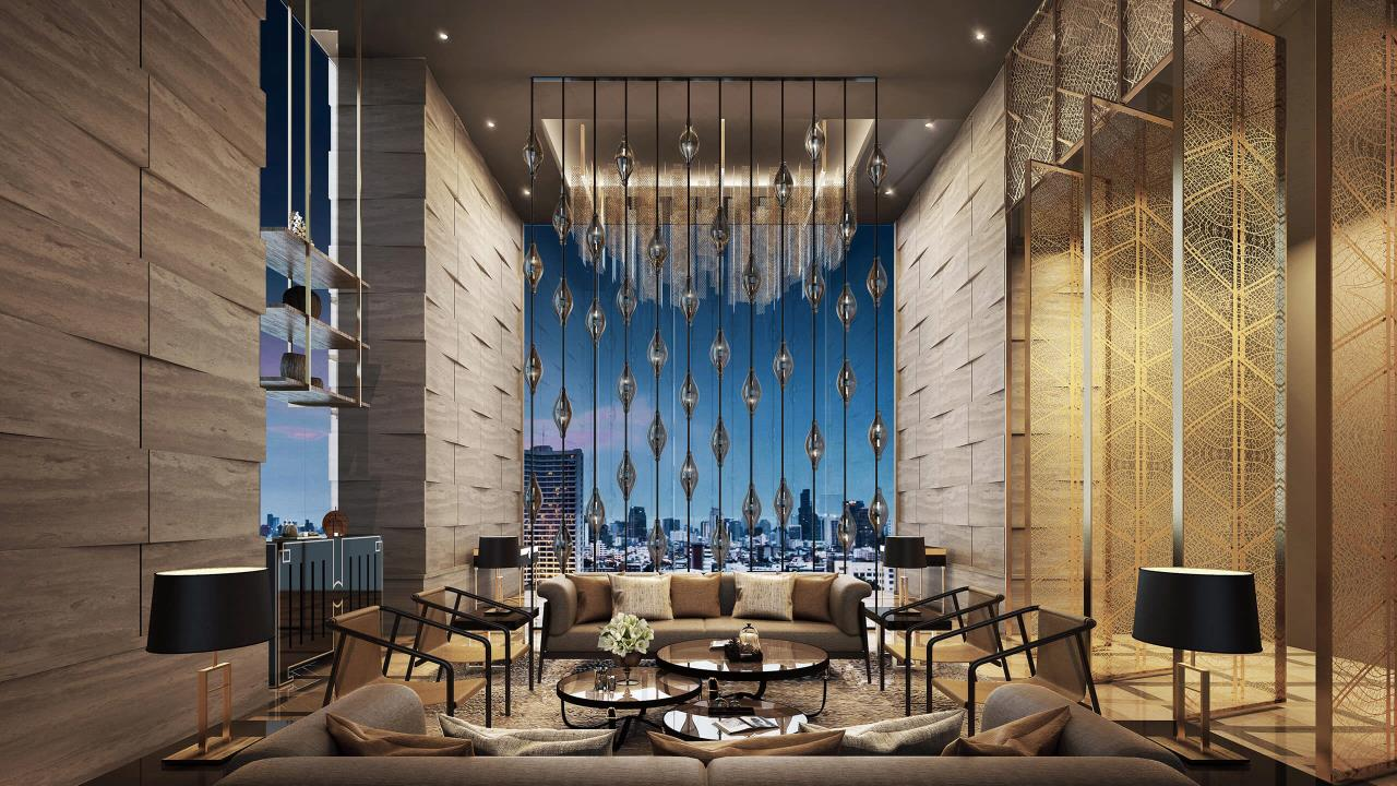 W To Property Co.,Ltd. Agency's For Sale - The Residences at Mandarin Oriental Bangkok / 2-bedrooms / 150 sqm / Floor 40+ (C016742) 1