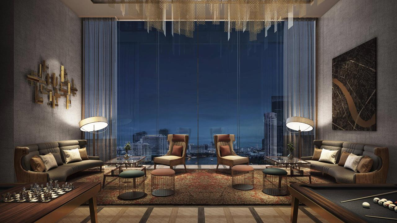 W To Property Co.,Ltd. Agency's For Sale - The Residences at Mandarin Oriental Bangkok / 2-bedrooms / 150 sqm / Floor 40+ (C016742) 2