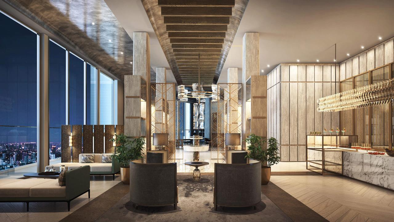 W To Property Co.,Ltd. Agency's For Sale - The Residences at Mandarin Oriental Bangkok / 2-bedrooms / 150 sqm / Floor 40+ (C016742) 3