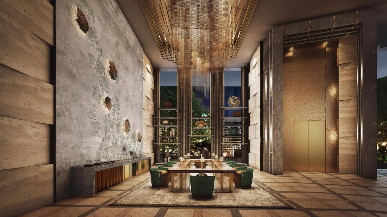 W To Property Co.,Ltd. Agency's For Sale - The Residences at Mandarin Oriental Bangkok / 2-bedrooms / 150 sqm / Floor 40+ (C016742) 7