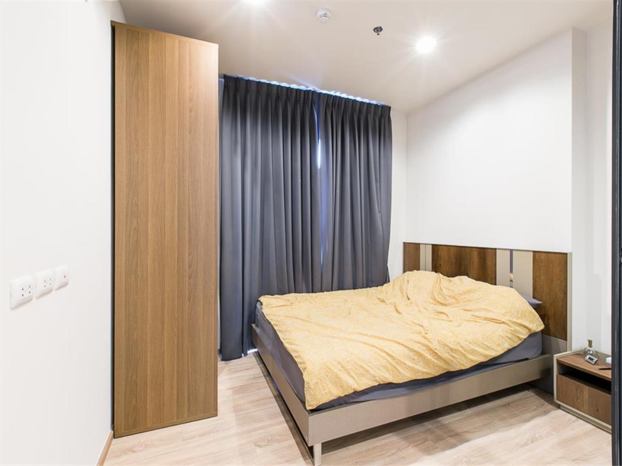 Agent - Ploypapach Sukhotrailuck Agency's The Base Garden Rama9,Unit 575 ,1 Bedroom,29.13 SQM, 29 Floor 5