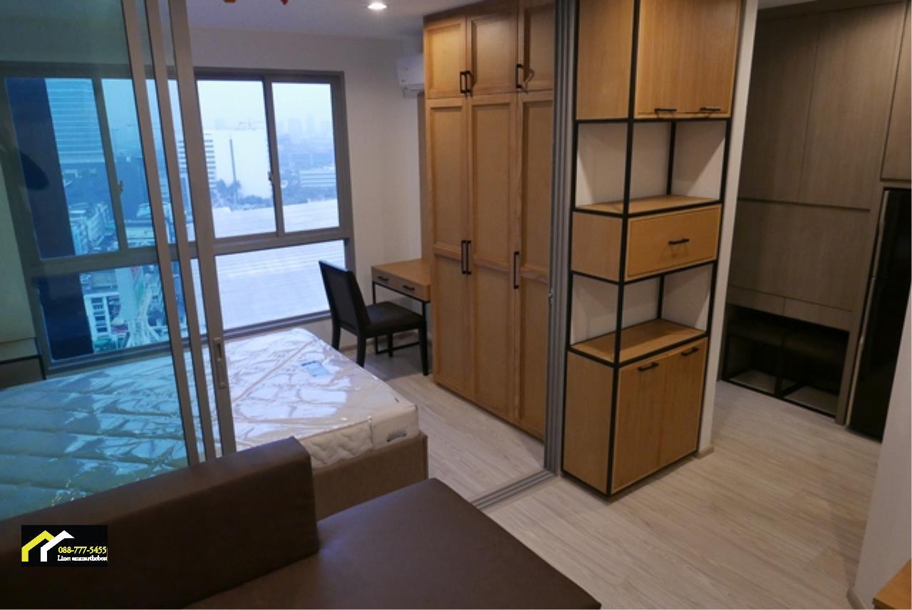 Agent - Ammar Agency's Rent Ideo Mobi Bangsue Grand Interchange condo 18 fl 1 Bedroom 1