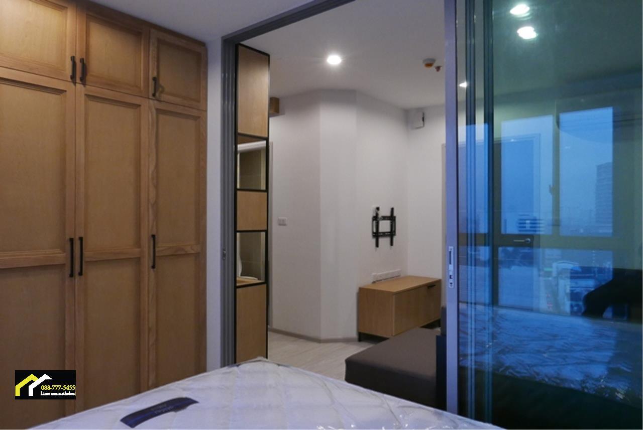 Agent - Ammar Agency's Rent Ideo Mobi Bangsue Grand Interchange condo 18 fl 1 Bedroom 3