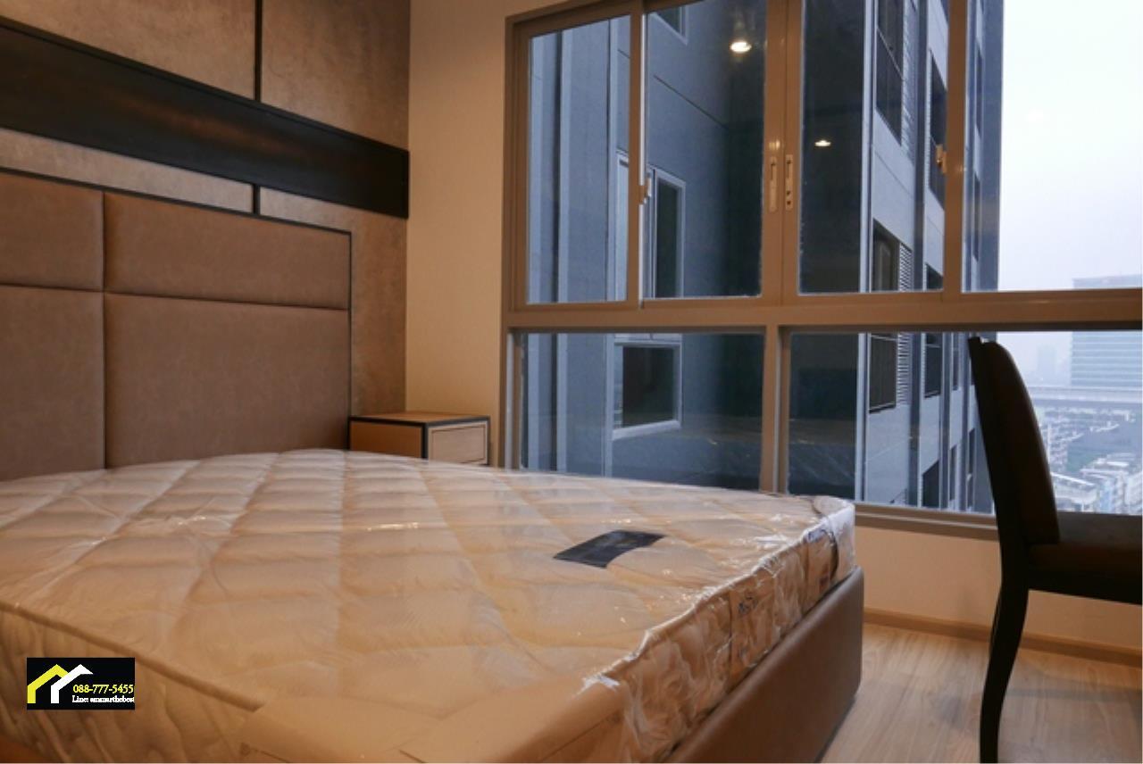 Agent - Ammar Agency's Rent Ideo Mobi Bangsue Grand Interchange condo 18 fl 1 Bedroom 4
