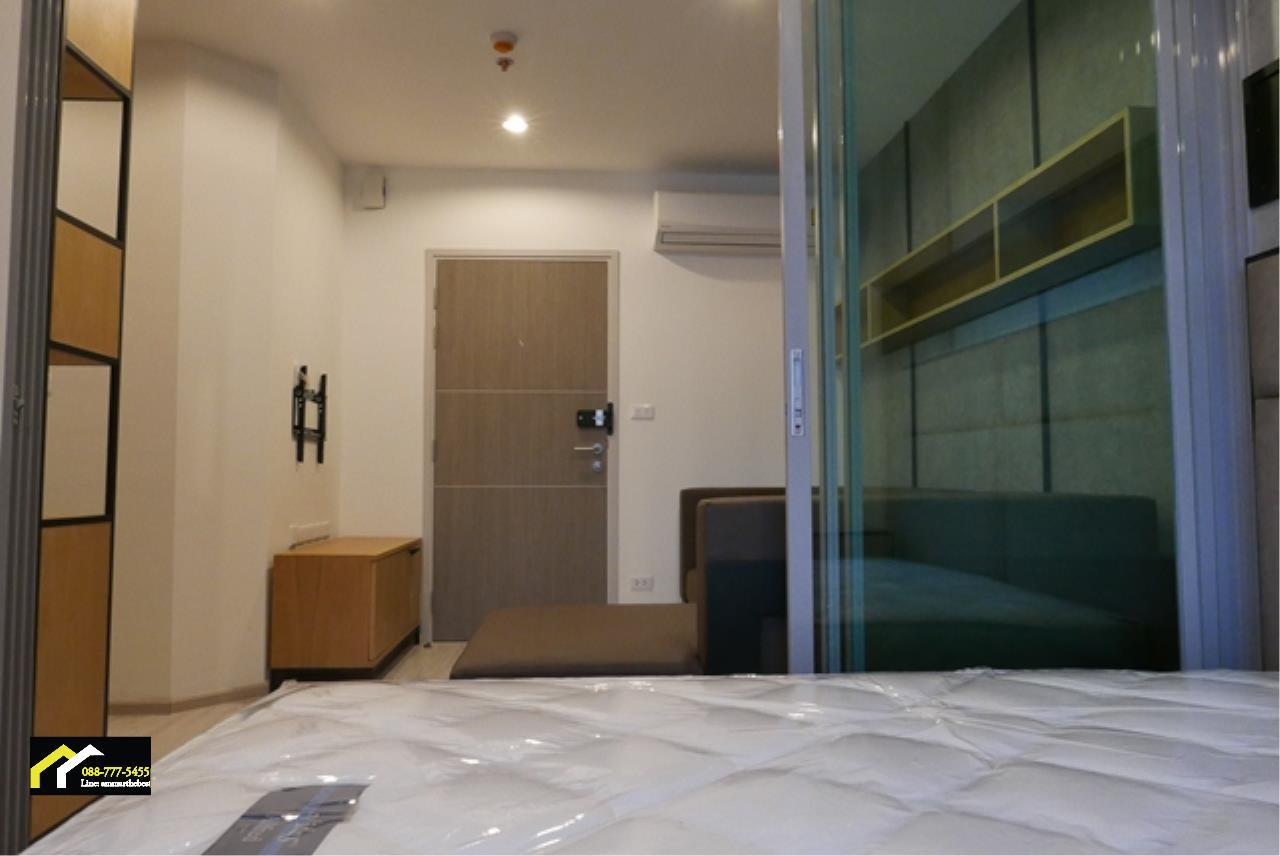 Agent - Ammar Agency's Rent Ideo Mobi Bangsue Grand Interchange condo 18 fl 1 Bedroom 5