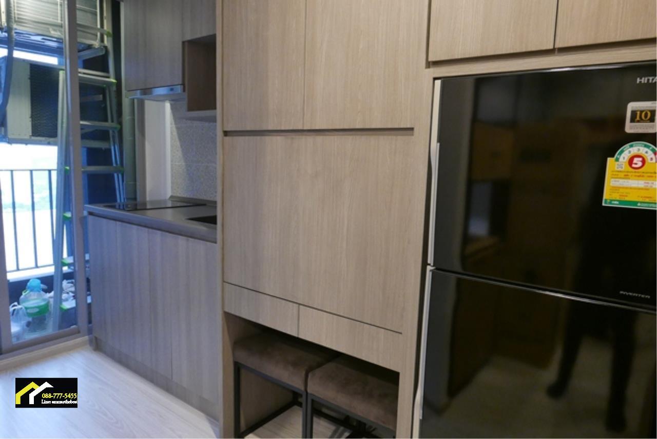 Agent - Ammar Agency's Rent Ideo Mobi Bangsue Grand Interchange condo 18 fl 1 Bedroom 7